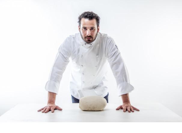 Andrea Tortora uno dei migliori pasticceri italiani